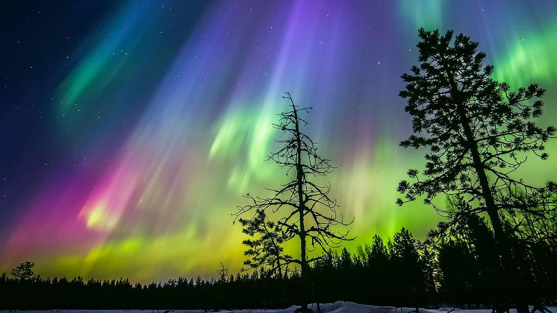 2-day multi activity Aurora trip to Svanstein and Lake Miekojärvi