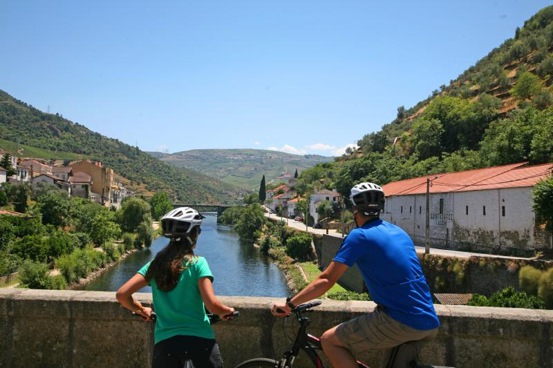 7 day self-guided Portugal eBiking holiday in Douro Valley