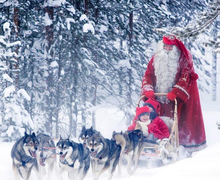 Best of Rovaniemi multi activity day trip in Finnish Lapland