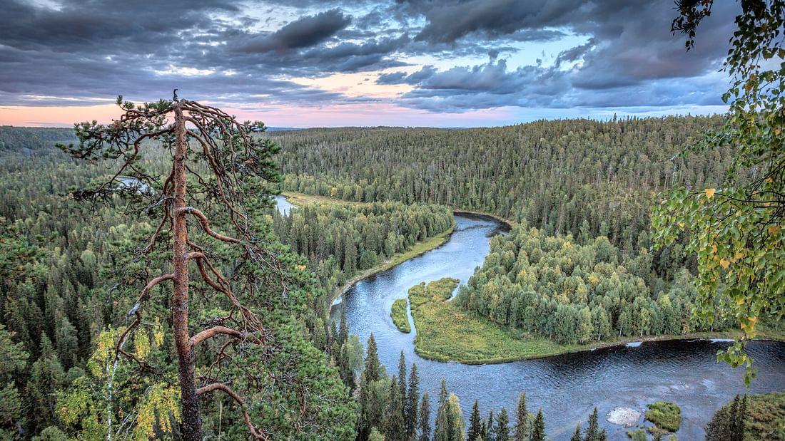 Karhunkierros Trail hike: Lapland hiking in Oulanka National Park