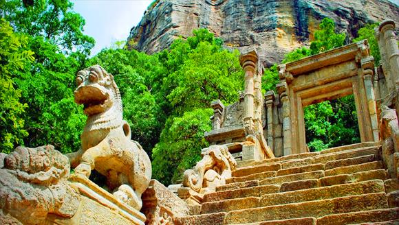Sri Lanka Ancient Cities & Wildlife Camping Holiday