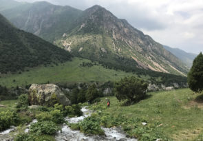 14 day cultural & nature walking tour in Kyrgyzstan