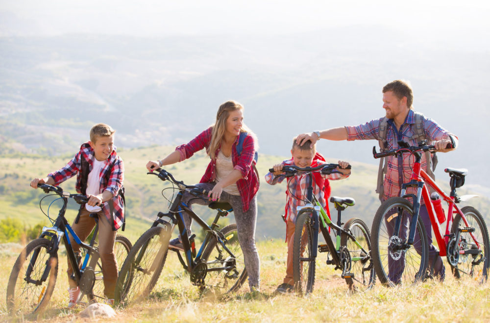 8 day self-guided Minho family cycling holiday in Portugal