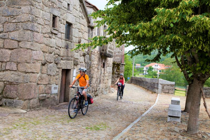 8 day Minho and Porto self-guided e-bike holiday in Portugal