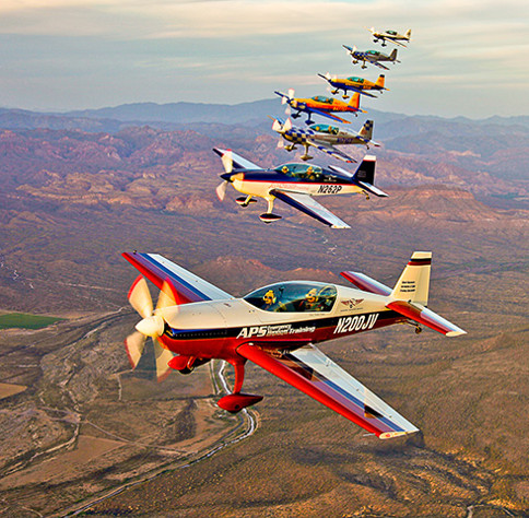 Half day USA Air Combat Experience in Texas or Arizona