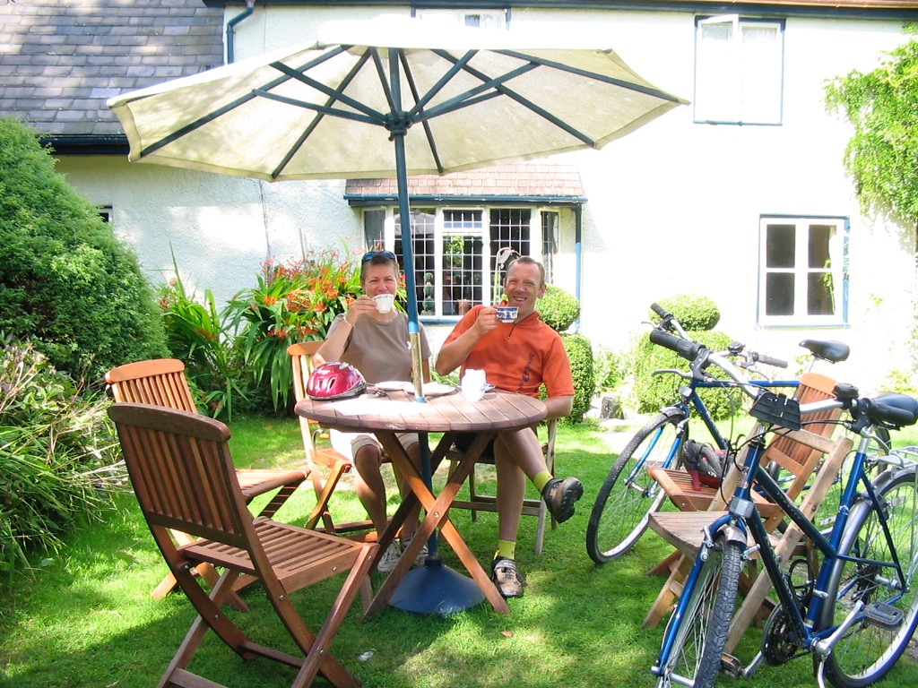 Slow food bike tour in England: Shropshire cycling holiday in UK