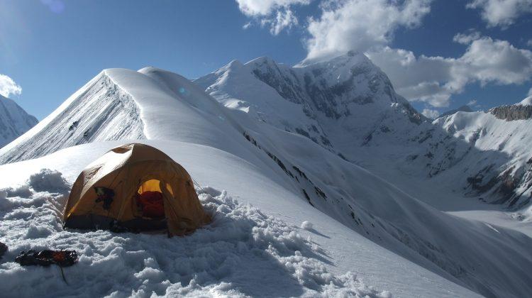 Sonia Peaks mountaineering in Pakistan: Shimshal trekking holiday