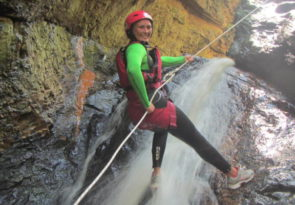 Plettenberg Bay Canyoning for Beginners: Kloofing in Africa