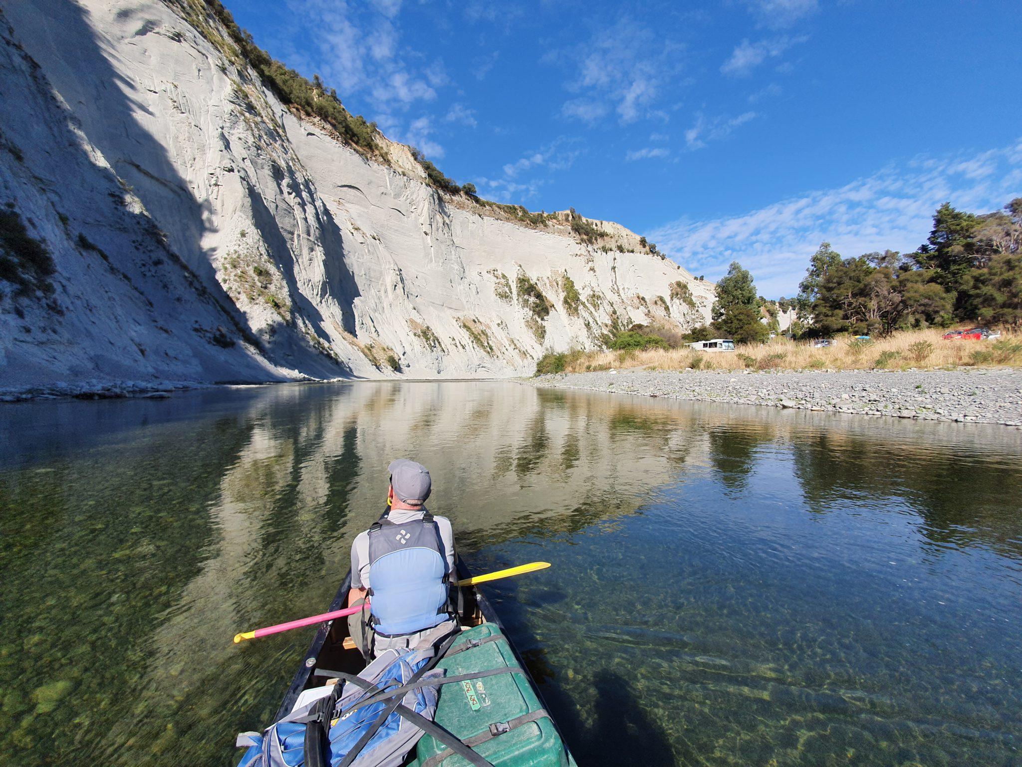 Canoe Safari Holiday in New Zealand: Rangitikei River tour