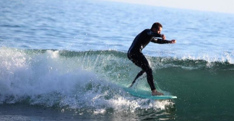 Laguna Beach Surf Lesson: Surfing experience in California