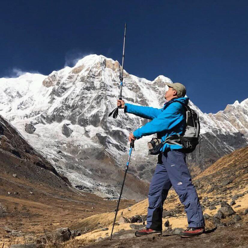 Annapurna Base Camp Trekking: Trek in Nepal