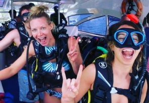 PADI Open Water Course in Phuket Learn to dive in Thailand