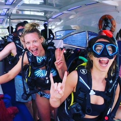 Learn to dive in Thailand: PADI Open Water Course in Phuket