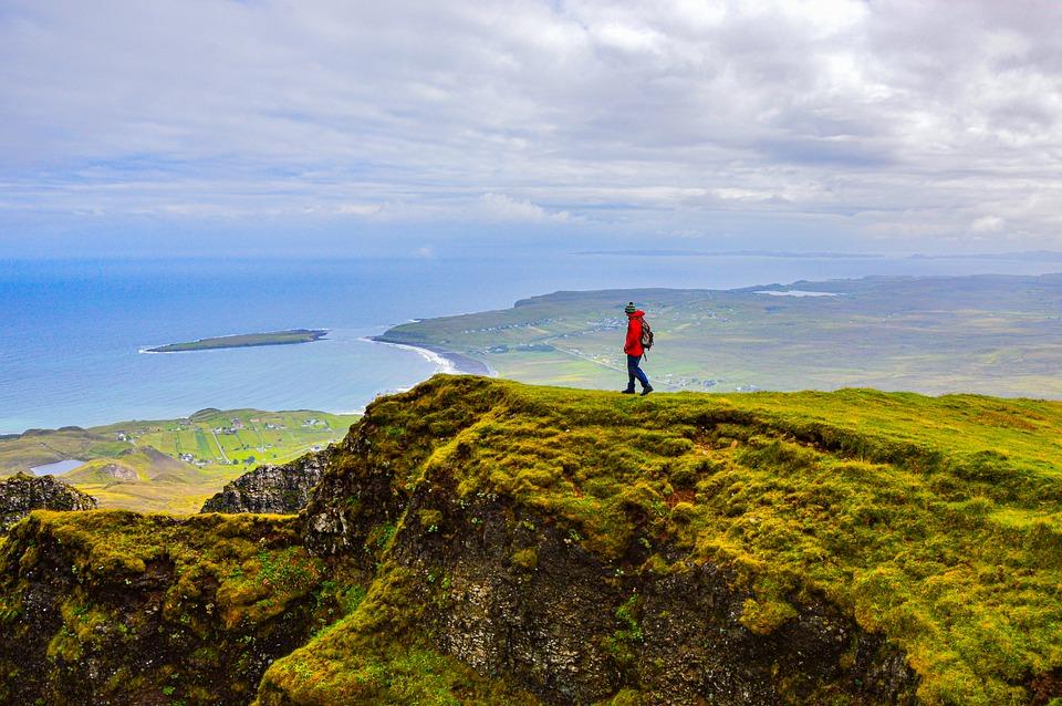 Highlands Scotland long distance treks in UK Pixabay royalty free image