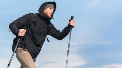 Introducing Gamma graphene techwear jacket for outdoors