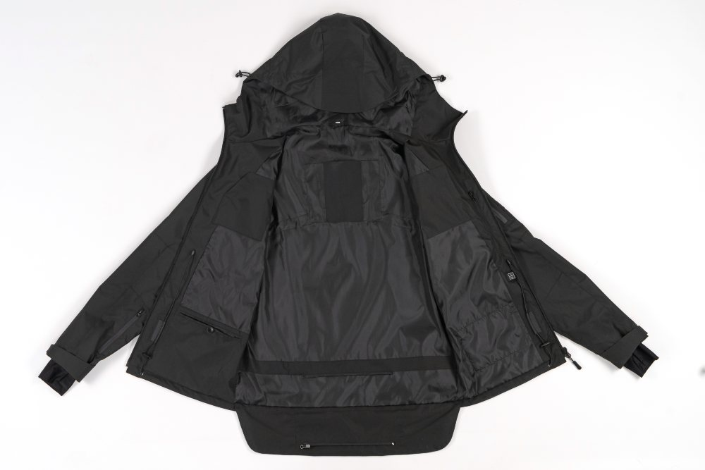 Introducing Gamma the Most versatile jacket for outdoors