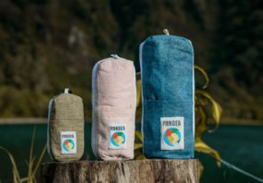 Introducing Pangea 2 eco towel for travel and adventures