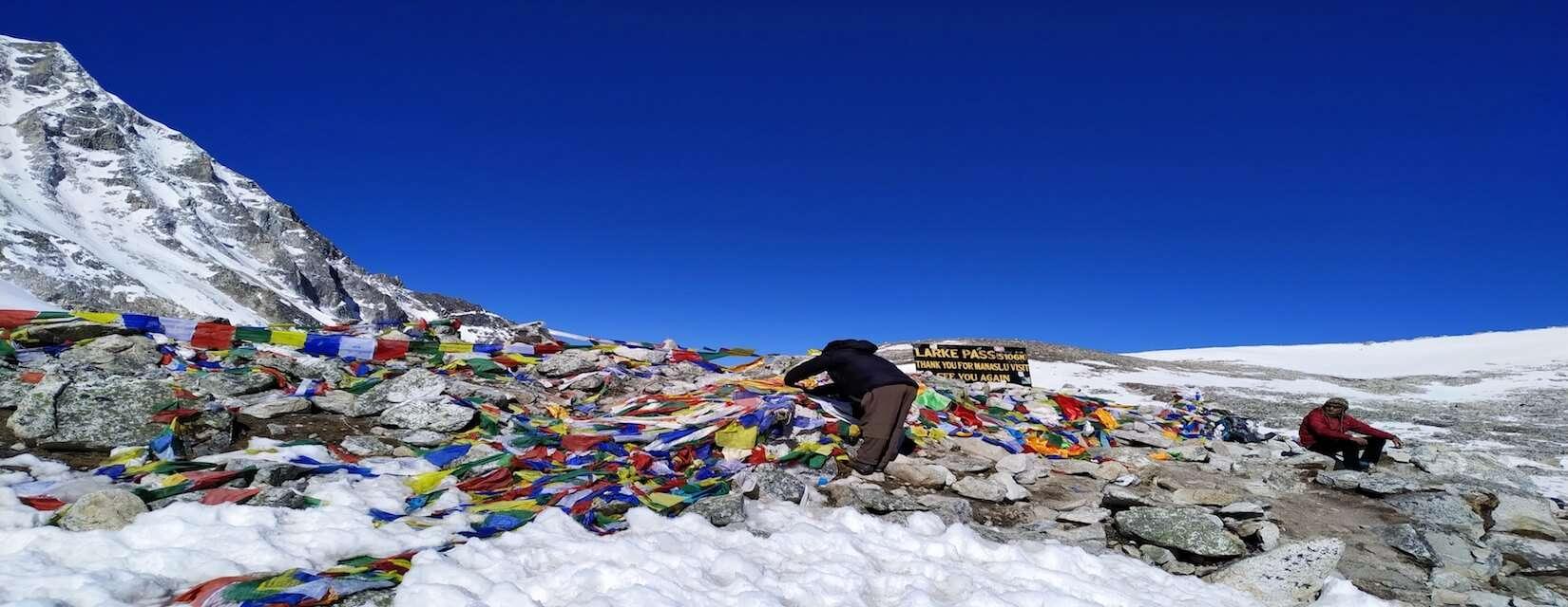 Manaslu Base Camp trek in Nepal: 16 day Himalaya trekking holiday