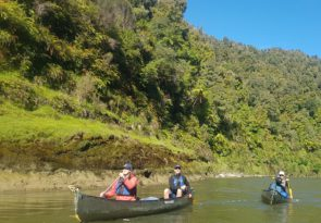 Escape to the wilderness on a canoe safari in New Zealand on our Whanganui River tour