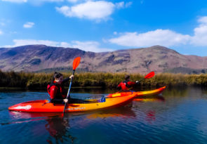 Lake district kayak experience