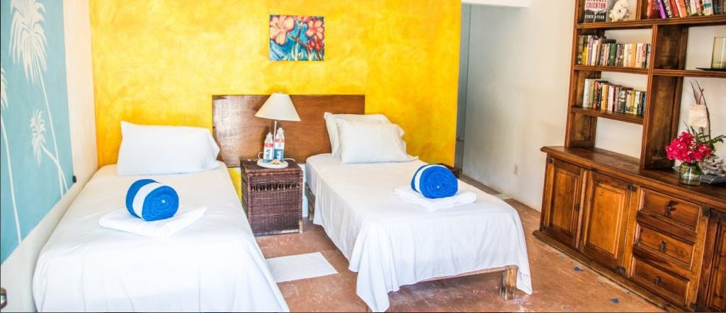 Petit Mexican Caribbean multi activity beach hotel in Xcalak