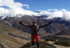 Himalayan Glacier Trekking
