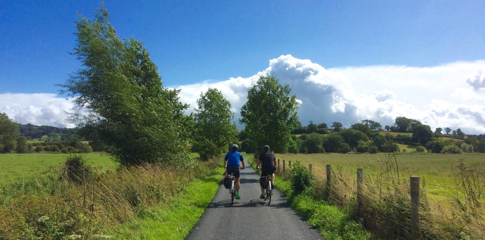 3 day Wye Valley cycling holiday in England and Wales