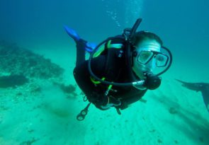 Portugal scuba diving experience in Sesimbra: 2 dives near Lisbon