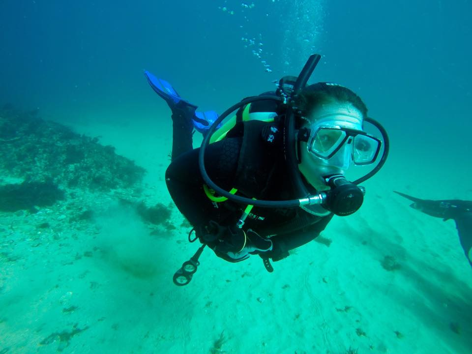 Portugal scuba diving experience in Sesimbra: 2 dives near Lisbon