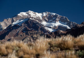 Speed Climb Aconcagua in 12 days