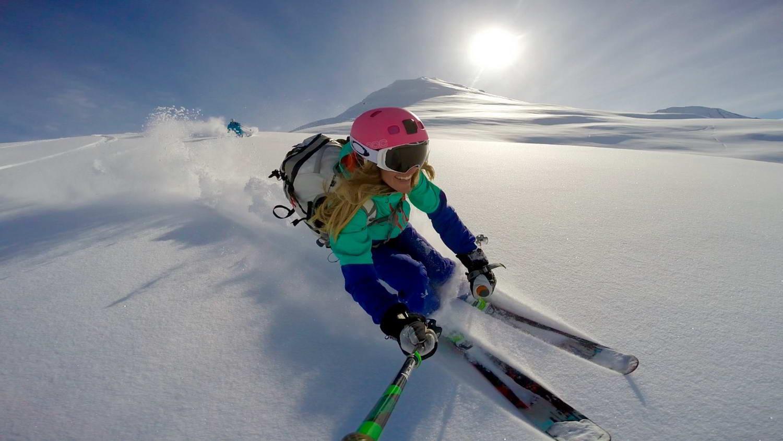 Best US adventures Valdez heli ski Top 11 USA extreme sports & outdoor activities image courtesy of Elemental Adventure