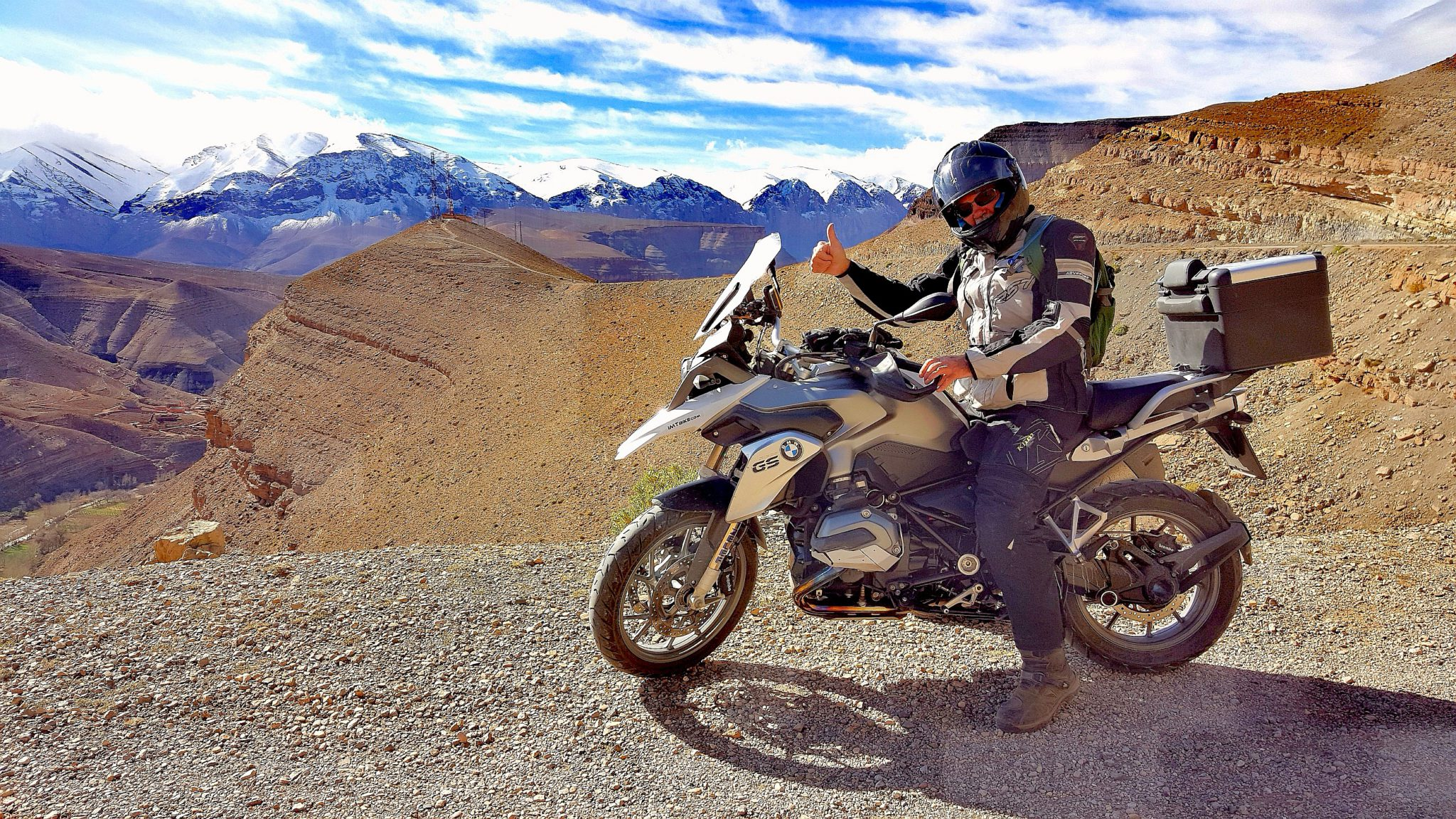 The Epic Tour: 15 day Morocco motorcycling holiday in Africa
