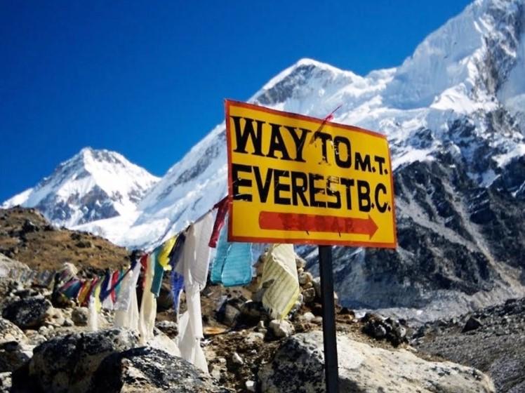Everest Base Camp Trek: Trekking in Nepal