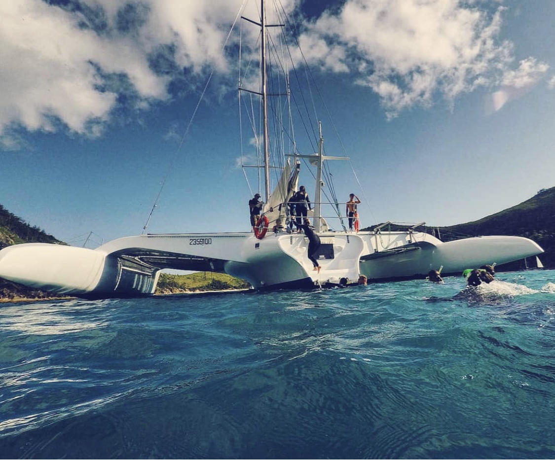 Avatar Whitsundays Sailing in Queensland
