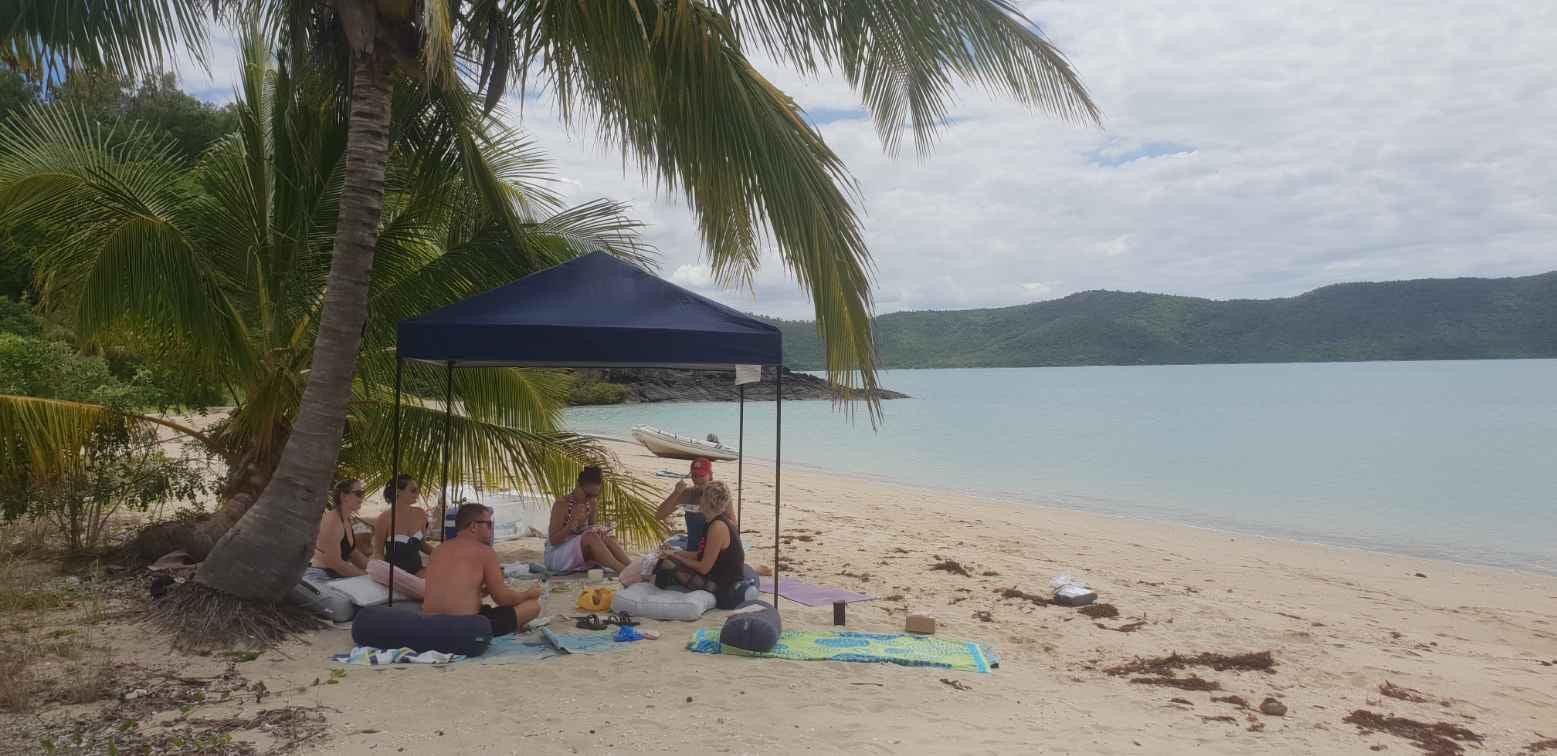 Soulful Whitsundays Sailing Retreat in Queensland