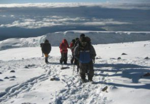 Kilimanjaro trekking in Tanzania