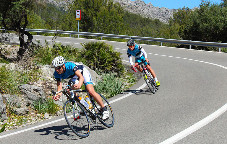 Luxury Mallorca cycling holiday: Mediterranean Cycle Tour