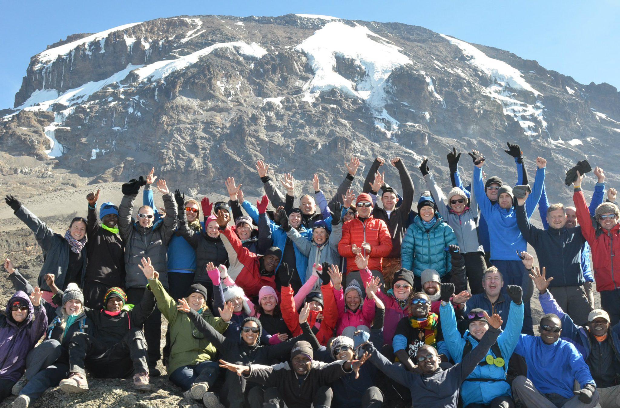 Kilimanjaro Trek Marangu Route: Trekking in Tanzania