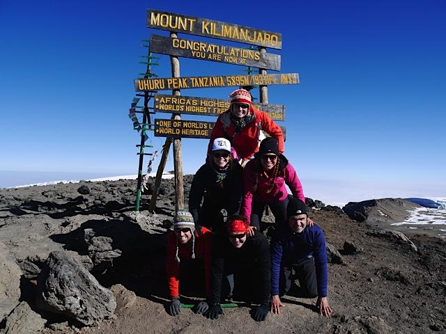 Lemosho Kilimanjaro Group Trek: 8 Day Trekking in Tanzania