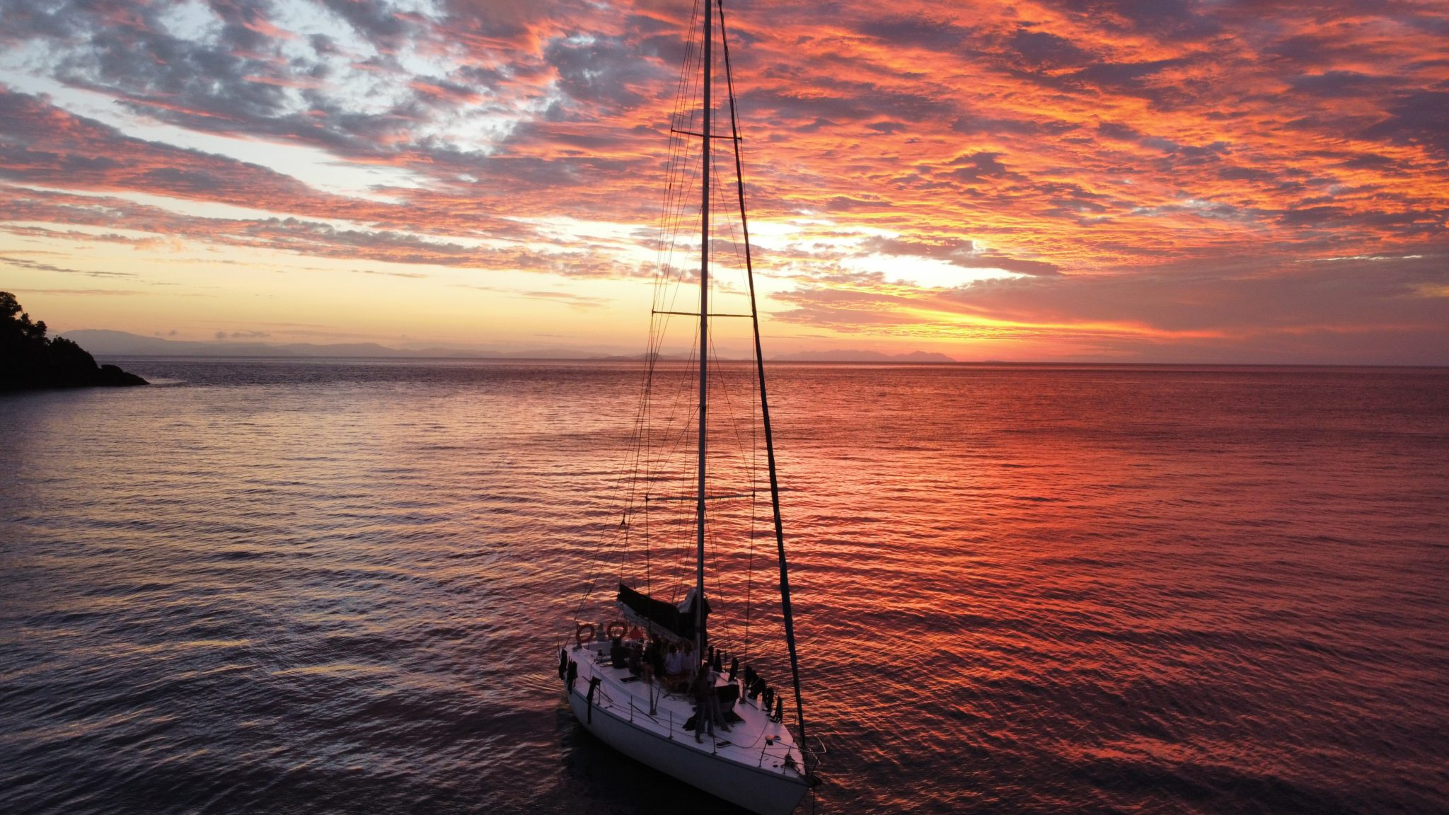Mandrake Whitsundays Sailing Adventure in Queensland