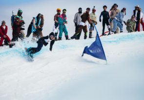 Improving mental health of snow sports athletes copyright The Ellie Souter Foundation