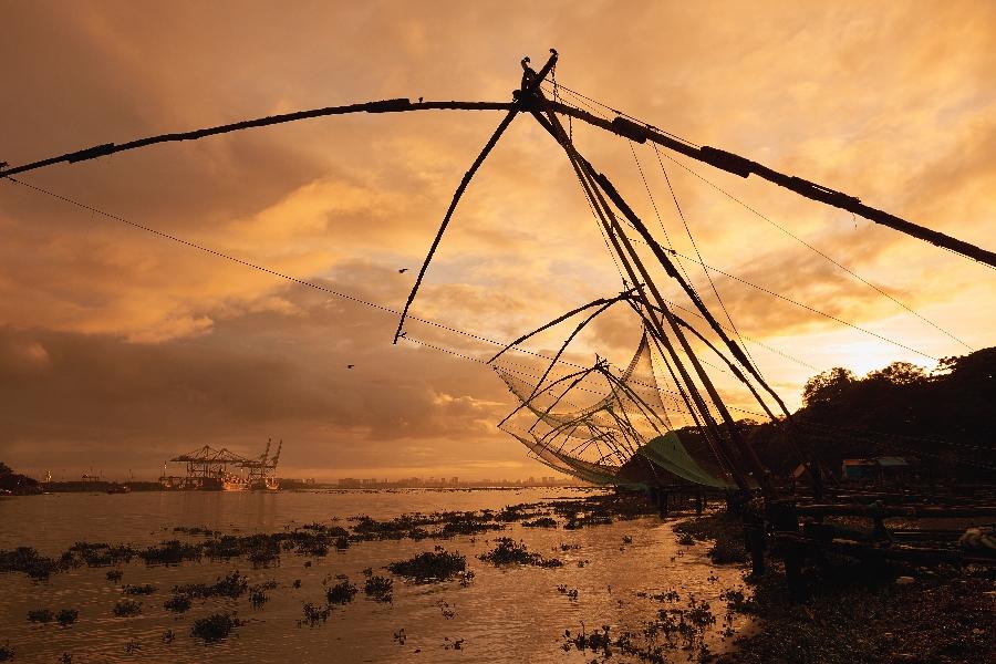 10 day India multi activity holiday in Kerala: God's own backyard