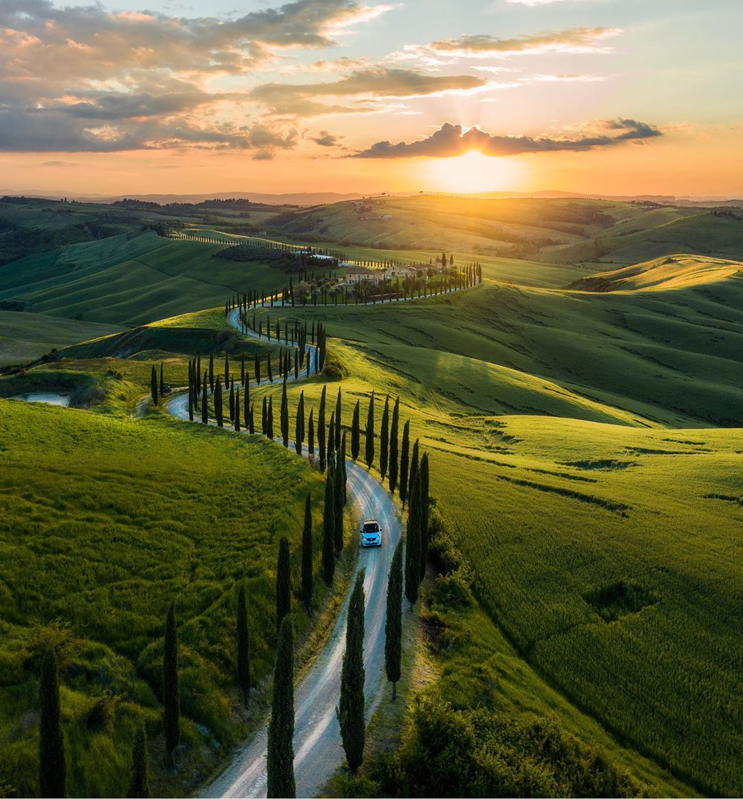 Florence cycling holiday in Italy: Classic Tuscany Cycle Tour