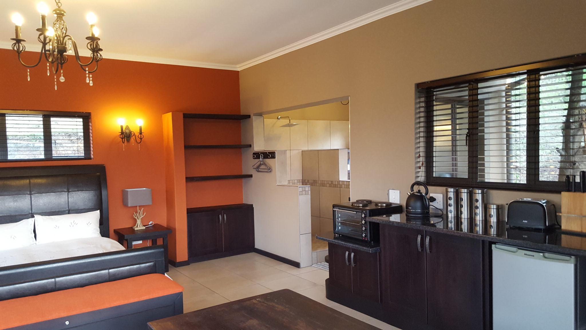 Ligwalagwala Cottage: Superior studio in Swaziland