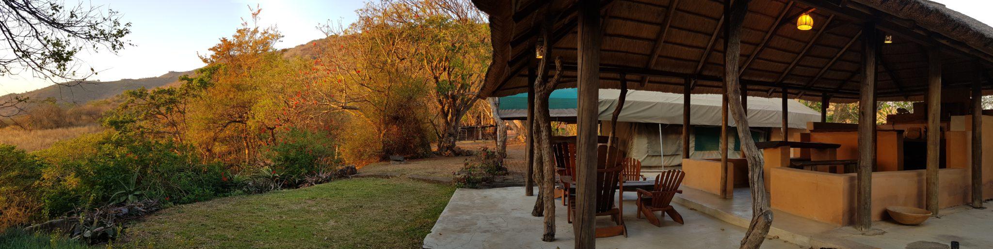Weavers Nest Family Camp: Swaziland glamping accommodation