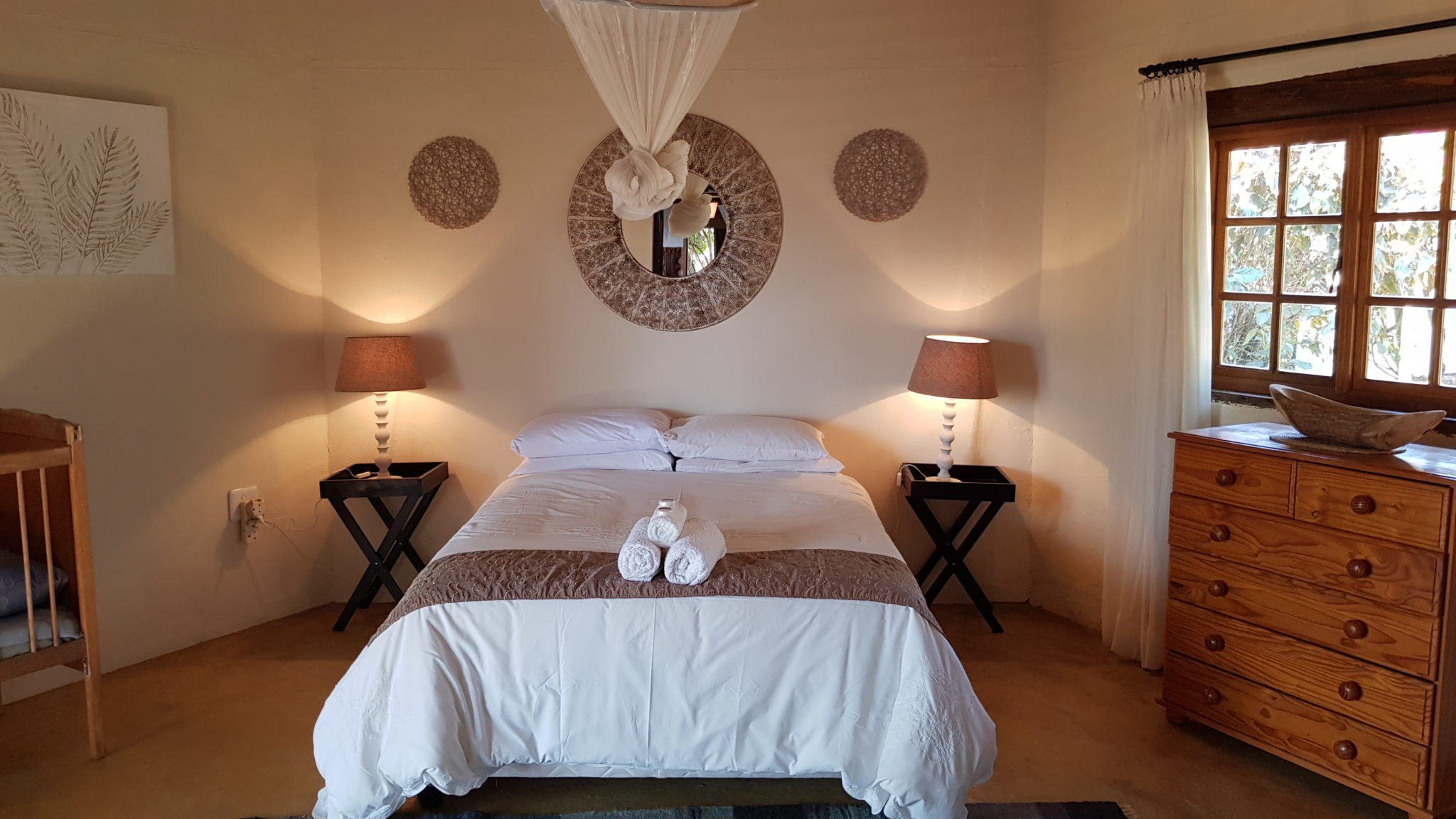 Valley View: Nature reserve lodge in eSwatini