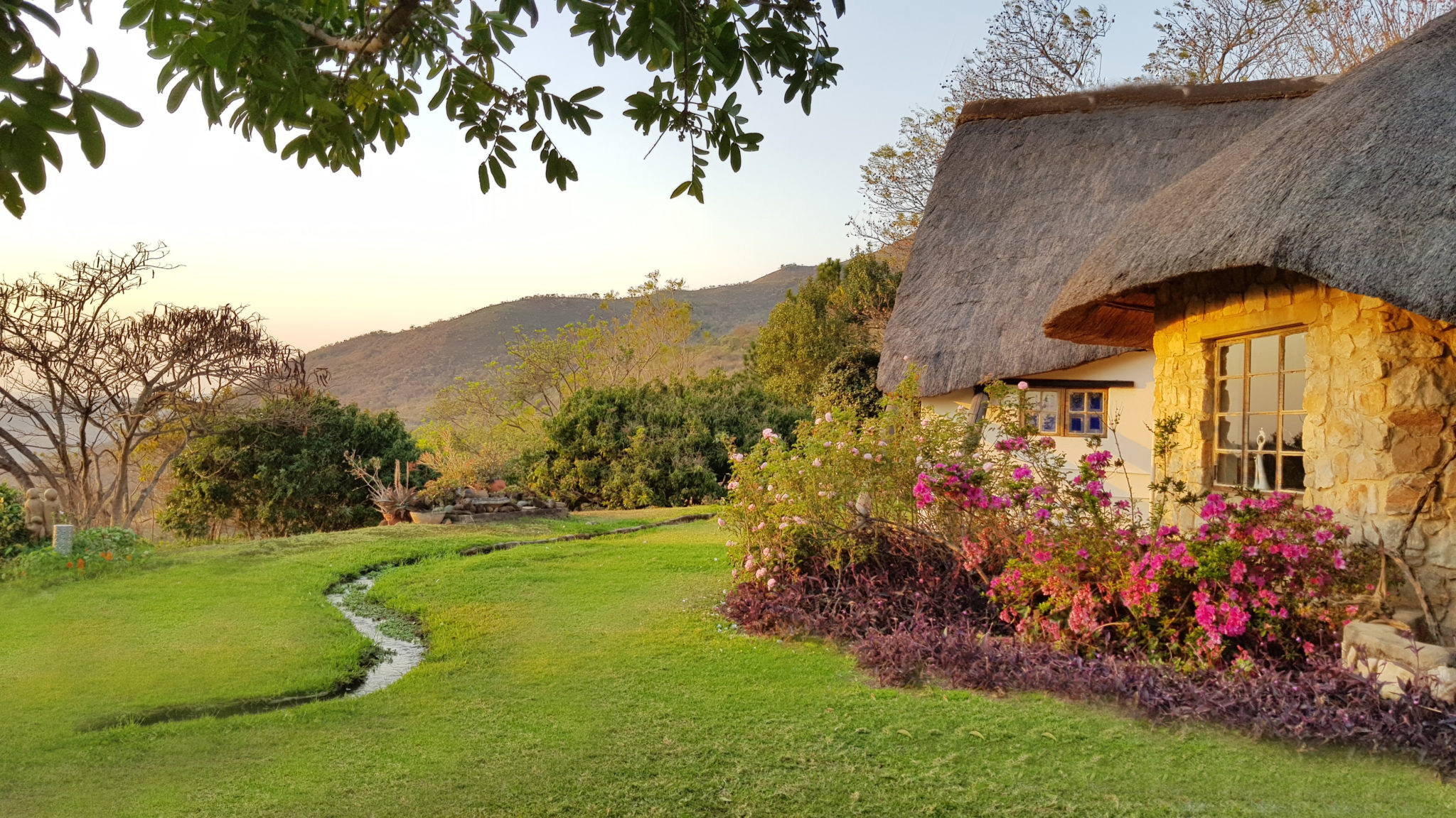 Main House: Wilderness accommodation in eSwatini