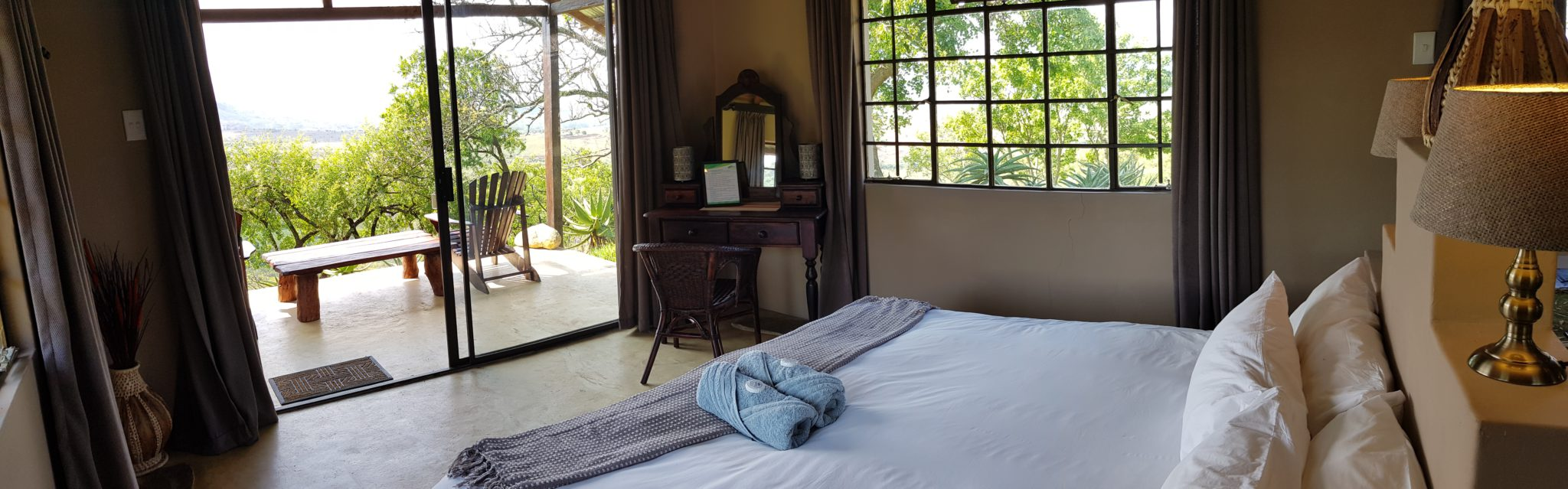 Aloe Camp: Stay in a romantic cottage in eSwatini
