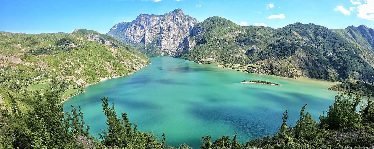 Pack Raft, Wild Camp and Hike in the Western Balkans