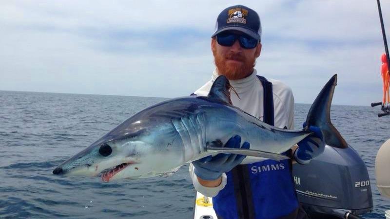 California Shark Fishing in San Diego
